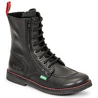 Schuhe Damen Klassische Stiefel Kickers MEETICKZIP
