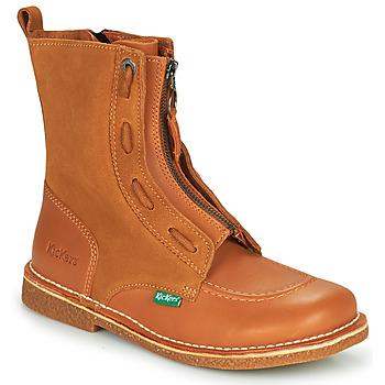 Chaussures Femme Boots Kickers MEETICKROCK