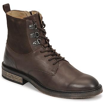 Chaussures Femme Boots Kickers ALPHAHOOK