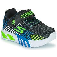 Chaussures Garçon Baskets basses Skechers FLEX-GLOW ELITE
