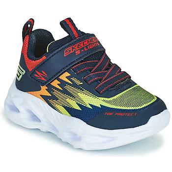 Chaussures Garçon Baskets basses Skechers VORTEX-FLASH