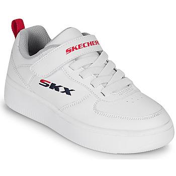 Chaussures Enfant Baskets basses Skechers SPORT COURT 92