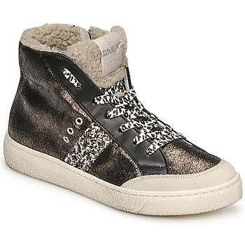 Scarpe Donna Sneakers alte Meline CAR1425