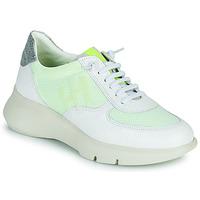Schuhe Damen Sneaker Low Hispanitas CUZCO Weiß / Gelb
