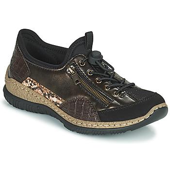 Chaussures Femme Baskets basses Rieker ALINDA