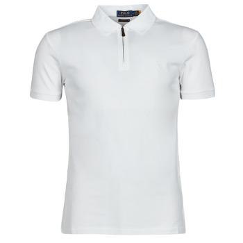 Kleidung Herren Polohemden Polo Ralph Lauren BATTYNA Weiß