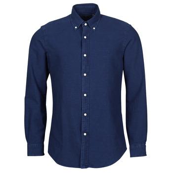 Vêtements Homme Chemises manches longues Polo Ralph Lauren TRENNYB