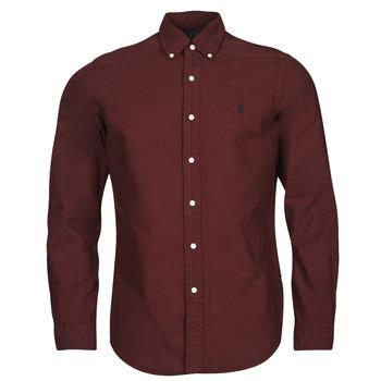Vêtements Homme Chemises manches longues Polo Ralph Lauren KAOLMA