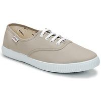 Schuhe Sneaker Low Victoria INGLESA LONA Beige