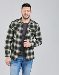 Abbigliamento Uomo Giubbotti Superdry Wool Miller Overshirt