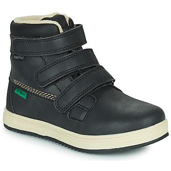 Chaussures Enfant Boots Kickers YEPOKRO WPF