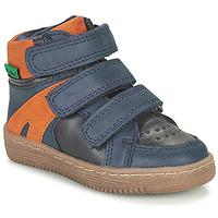 Chaussures Garçon Boots Kickers LOGGAN