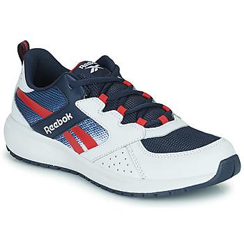 Schuhe Jungen Sneaker Low Reebok Sport ROAD SUPREME Weiß / Marineblau / Rot