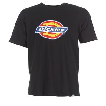 Kleidung Herren T-Shirts Dickies HORSESHOE Schwarz