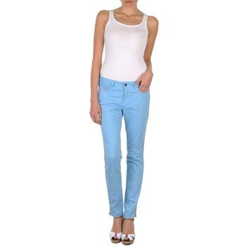 Kleidung Damen 5-Pocket-Hosen Brigitte Bardot AUBE Blau