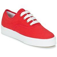 Scarpe Donna Sneakers basse Yurban PLUO Rosso