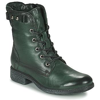 Chaussures Femme Boots Dream in Green NELATINE
