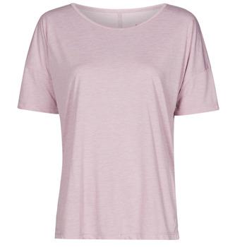 Abbigliamento Donna T-shirt maniche corte Nike NIKE YOGA