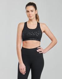Vêtements Femme Brassières de sport Nike W NP DF SWSH LEPARD SHINE BRA