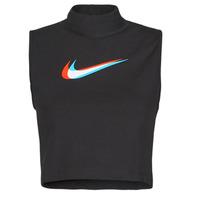 Abbigliamento Donna Top / T-shirt senza maniche Nike W NSW TANK MOCK PRNT
