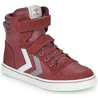 Chaussures Fille Baskets montantes Hummel SLIMMER STADIL JR