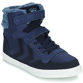 Chaussures Enfant Baskets montantes Hummel STADIL WINTER HIGH JR