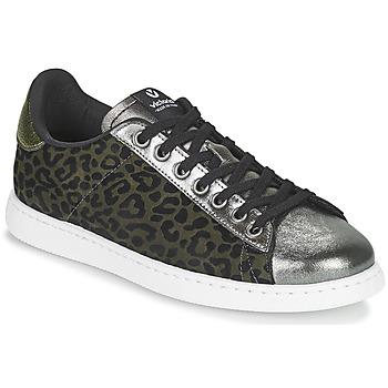 Scarpe Donna Sneakers basse Victoria TENIS LEOPARDO