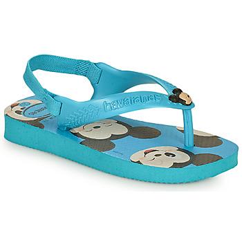 Chaussures Garçon Tongs Havaianas BABY DISNEY CLASSICS II