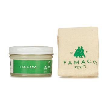 Accessoires Pflegemittel Famaco POMMADIER FAMA ECO 50ML FAMACO CHAMOISINE EMBALLE Weiß