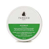 Accessoires Pflegemittel Famaco BOITE DE GRAISSE ECO / ECO WAX 100 ML FAMACO Weiß