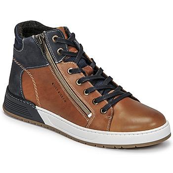 Chaussures Garçon Baskets basses Bullboxer AOF506COGN