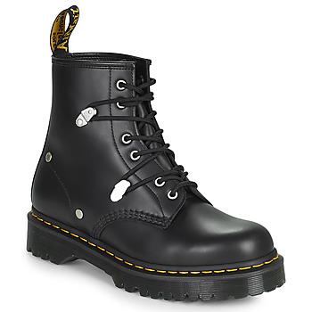 Chaussures Femme Boots Dr Martens 1460 BEX STUD