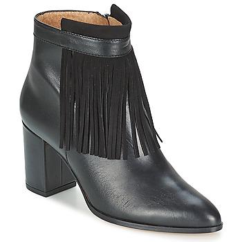 Chaussures Femme Bottines Fericelli JOVELIO Noir