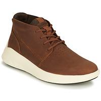 Schuhe Herren Sneaker High Timberland BRADSTREET ULTRA PT CHK Braun,