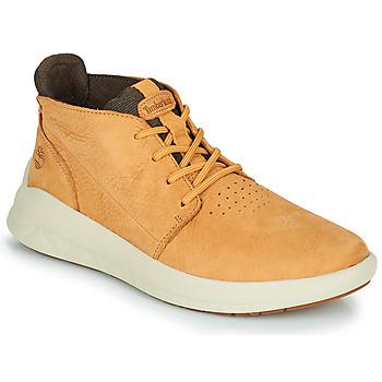 Chaussures Homme Baskets montantes Timberland BRADSTREET ULTRA PT CHK