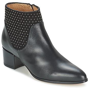 Schuhe Damen Low Boots Fericelli TAMPUT Schwarz