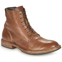 Schuhe Herren Boots Moma MINSK Braun,