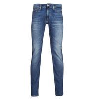 Abbigliamento Uomo Jeans slim Tommy Jeans SCANTON SLIM AE136 MBS