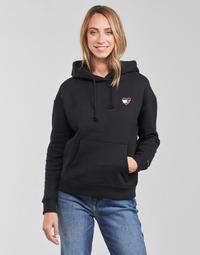 Vêtements Femme Sweats Tommy Jeans TJW BXY HOMESPUN HEART HOODIE