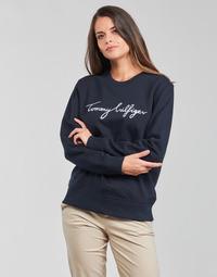 Abbigliamento Donna Felpe Tommy Hilfiger REGULAR GRAPHIC C-NK SWEATSHIRT