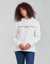 Vêtements Femme Sweats Tommy Hilfiger HERITAGE HILFIGER HOODIE LS