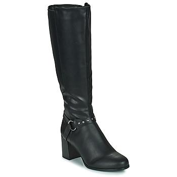 Chaussures Femme Bottes ville The Divine Factory LH2080D