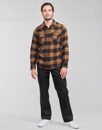 Abbigliamento Uomo Pantaloni 5 tasche Dickies ORIGINAL FIT STRAIGHT LEG WORK PNT