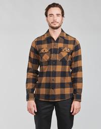 Vêtements Homme Chemises manches longues Dickies NEW SACRAMENTO SHIRT