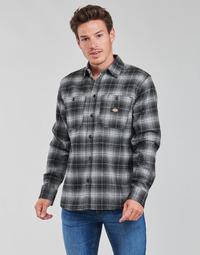 Vêtements Homme Chemises manches longues Dickies EVANSVILLE LS