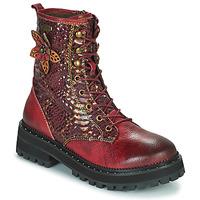 Schuhe Damen Boots Laura Vita IACNISO Bordeaux