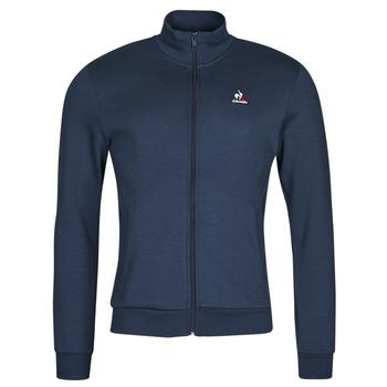 Kleidung Herren Trainingsjacken Le Coq Sportif ESS FZ SWEAT N 3 M Marineblau