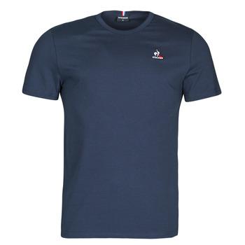 Kleidung Herren T-Shirts Le Coq Sportif ESS TEE SS N 3 M Marineblau
