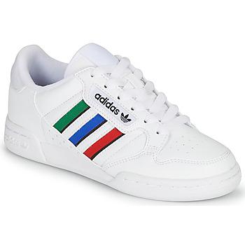 Chaussures Enfant Baskets basses adidas Originals CONTINENTAL 80 STRI J