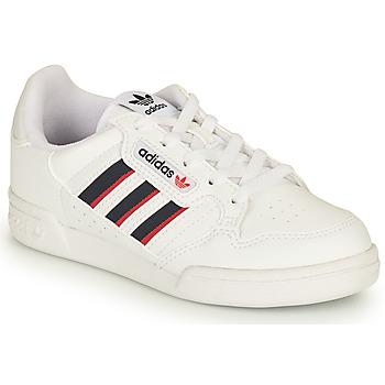 Chaussures Enfant Baskets basses adidas Originals CONTINENTAL 80 STRI C